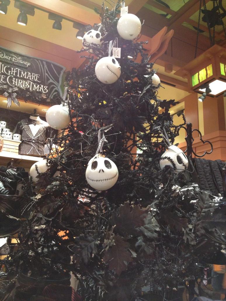 The Nightmare Before Christmas Tree by firegirl1995 on DeviantArt