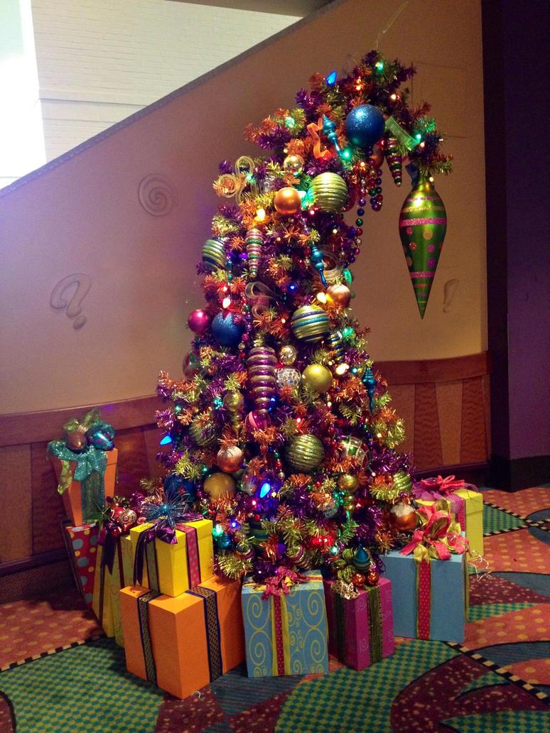 Goofy\'s Kitchen Christmas Tree by firegirl1995 on DeviantArt