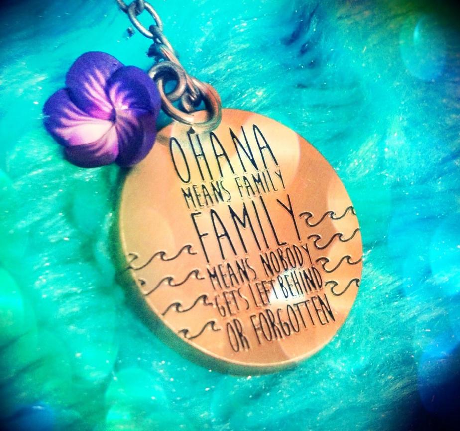 Ohana Means Family by firegirl1995