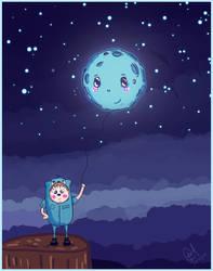 Mi Luna by ZeyToX