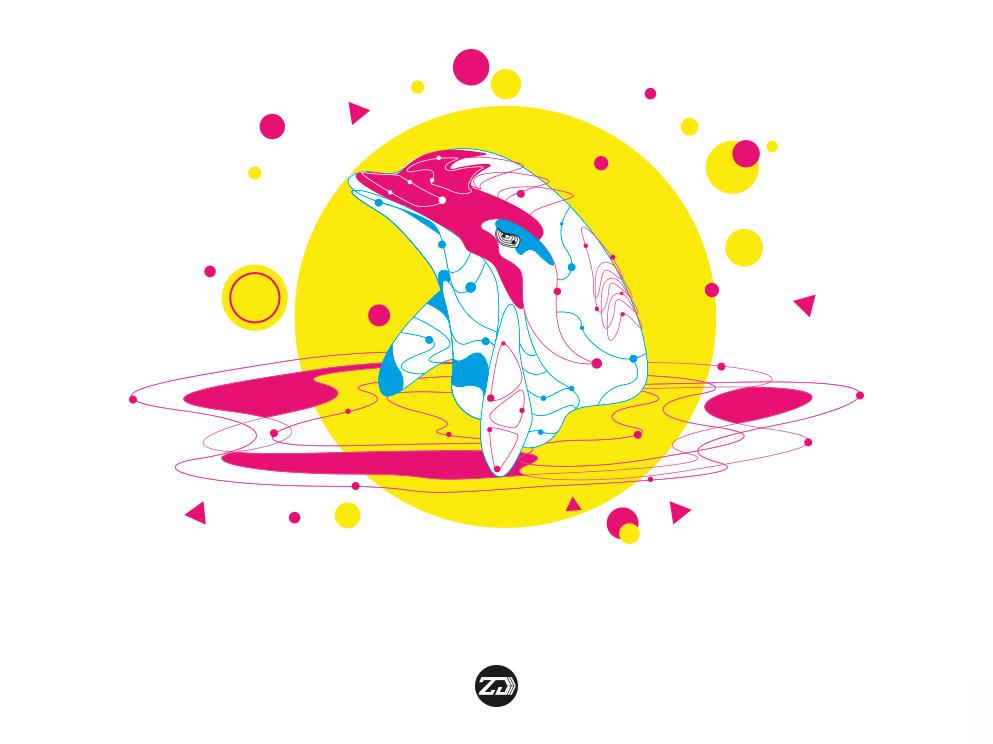 Delfin y Plesiosaurios Delfin_by_zeytox-d896mgk
