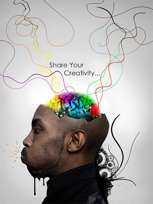 Share Your Creativity by EvilFriend