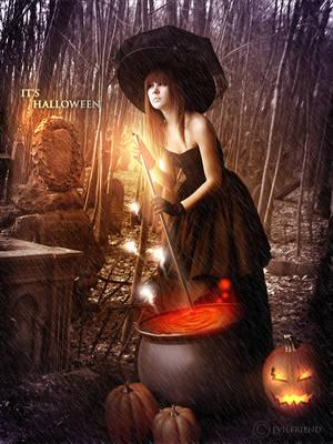 It's Halloween by EvilFriend