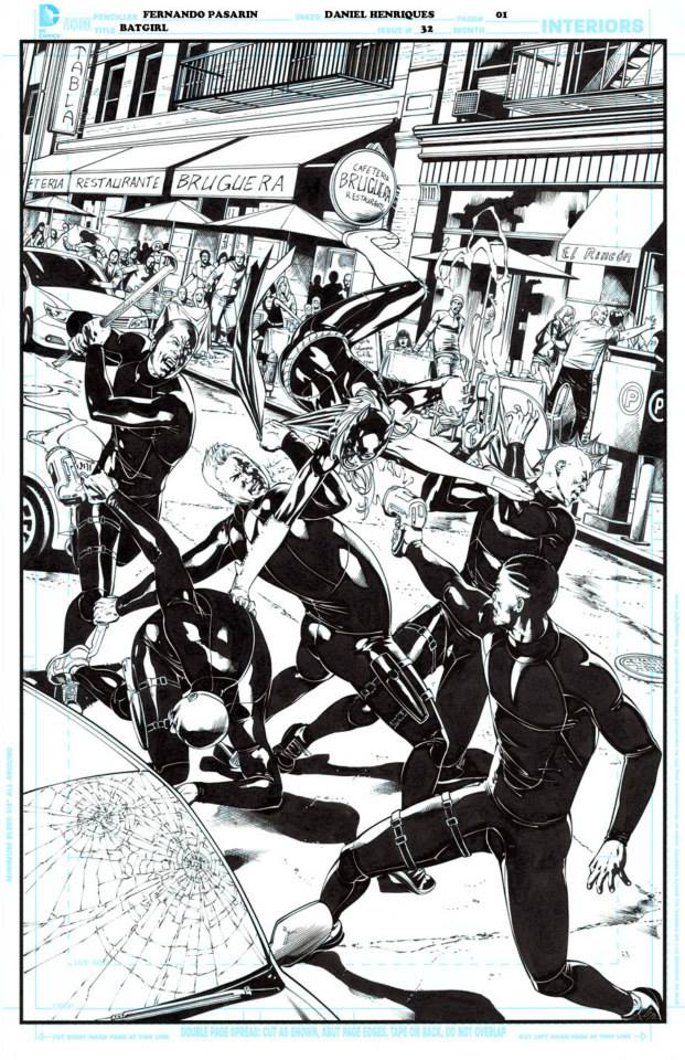 Batgirl #32 pg01 by prodigal-son