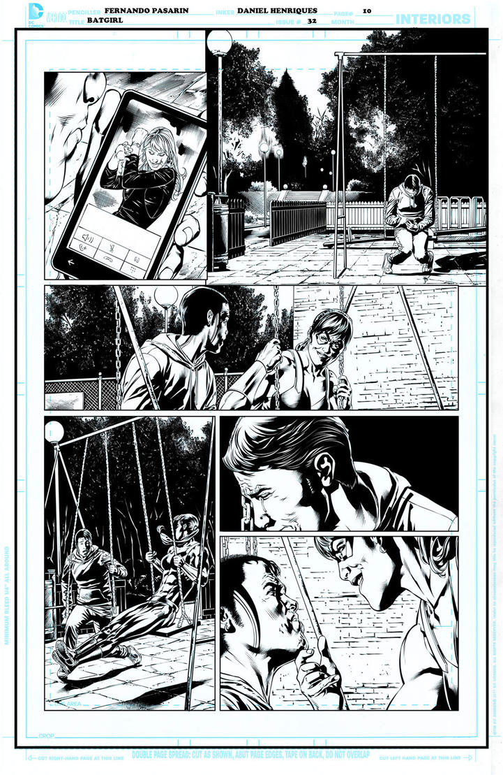 Batgirl #32 pg10 by prodigal-son