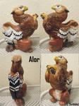 Alor the Griffin