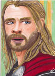 Thor by Purple-Pencil