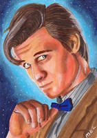 Mattsmith by Purple-Pencil