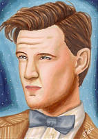 Dr. Who 11 by Purple-Pencil