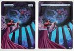 Altered Magic Cards