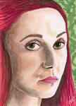 Melisandre Red Witch Game of Thrones