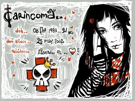 KariNComA IDno.04.2 by karincoma