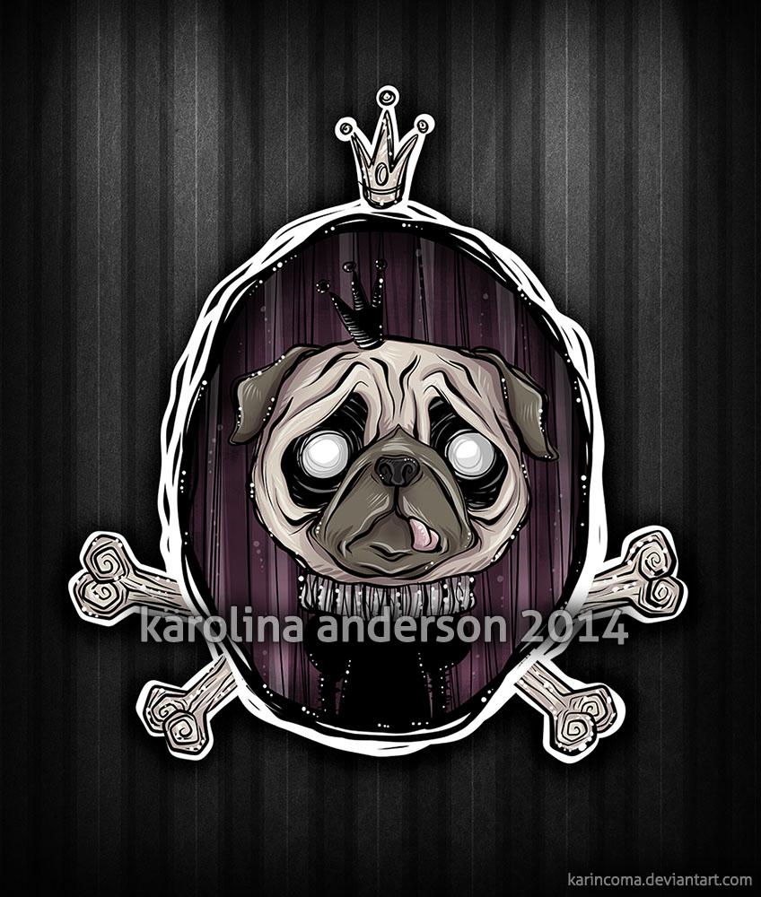 _Royally Pugged by karincoma