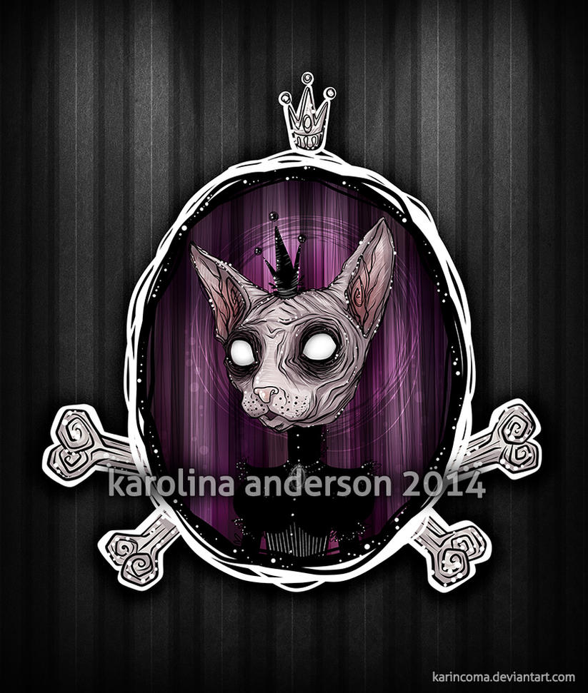 _Lady Purrinton by karincoma