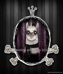 _monsieur Llama