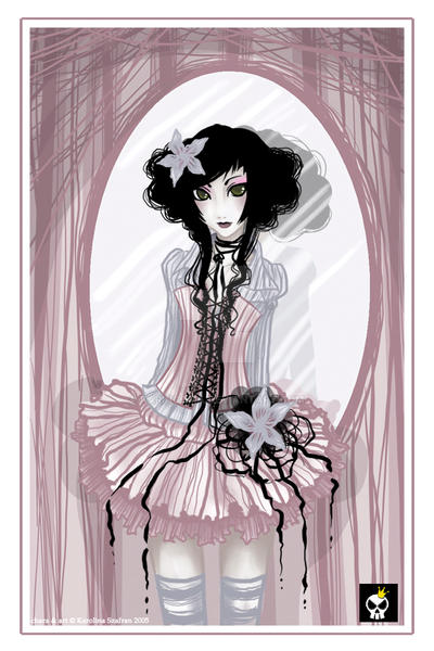 . romanesque nouveau . by karincoma