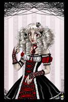 .. Ashia's Scarlett .. by karincoma