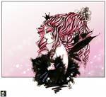 . pink fairy queen .
