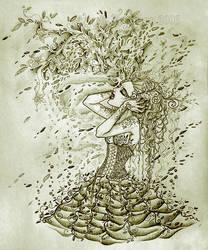 . spring's call . by karincoma