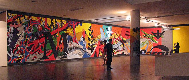 Brazil's Bienal by marimoreno