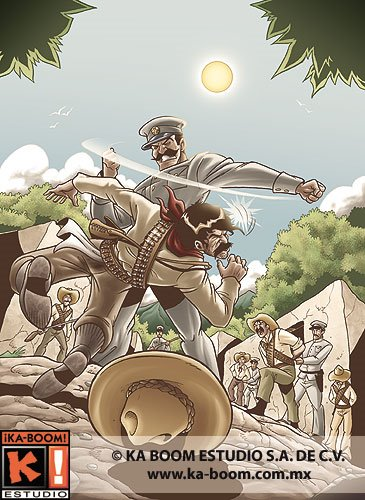 Mexican Revolution 3 by marimoreno