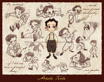 Little Nikola Tesla