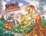 Dino Dunk Box Cover