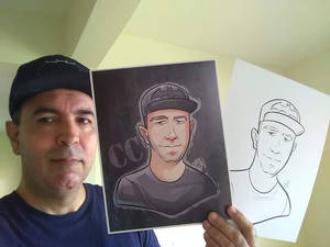 Caricature commissions are open