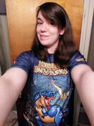 Secret of the Dinosaurs T-shirts Available!!!