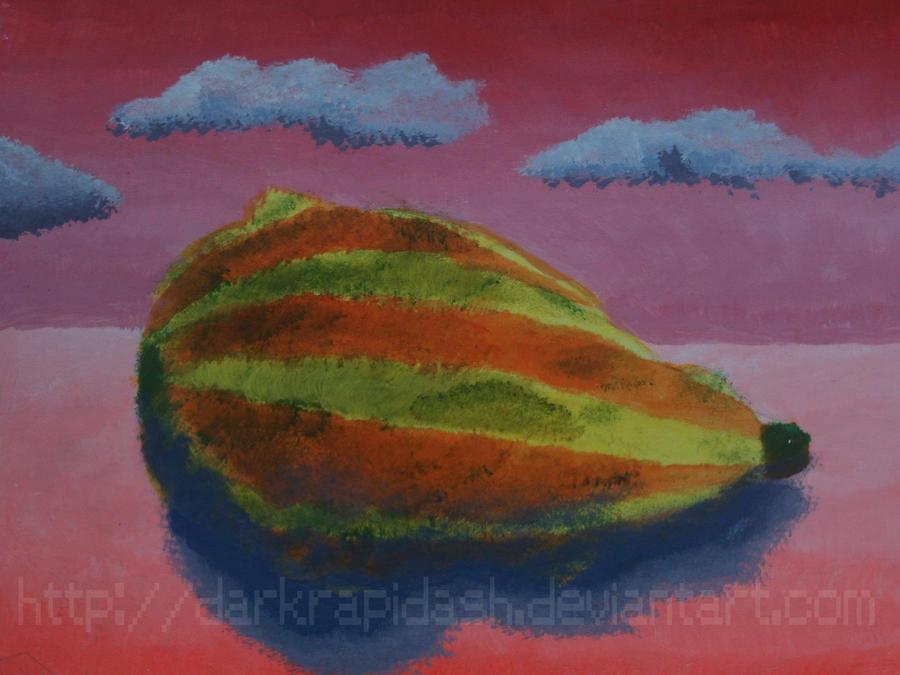Gourd by DarkRapidash