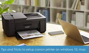 Tips and tricks to setup canon wireless printer
