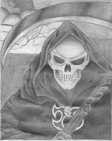 The Grim Reaper by Spyridon08