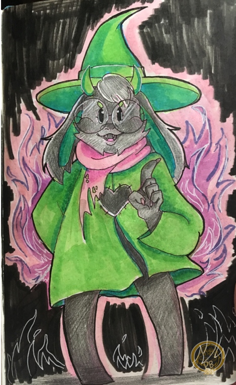 The Power of Soft Boys!! (Deltarune) by p0ndb4t