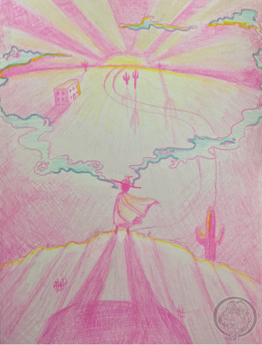 Good morning, Sunshine (Jesse McCree/OW fanart) by p0ndb4t