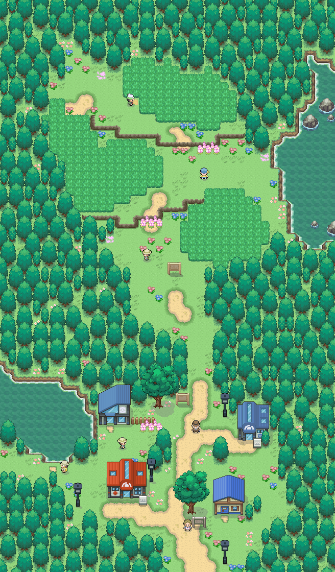 [Discusión General] Pokémon Rubí Omega & Zafiro Alfa Hoenn_remake__oldale_town_and__a_part_of__route103_by_yuysusl-d4tka0t