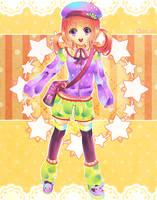 Mascot - Toki by Raayzel