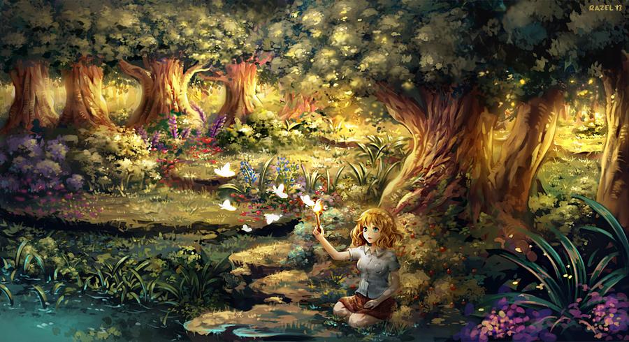 Sanctuary by Raayzel