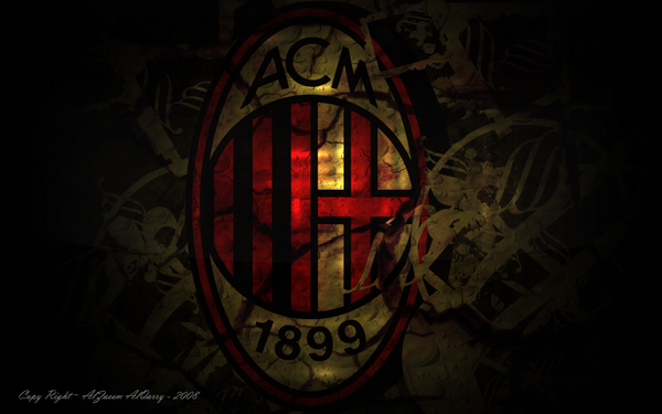 Ac milan logo wall by alz3emalqarry on deviantart ac milan logo wall by alz3emalqarry voltagebd Image collections