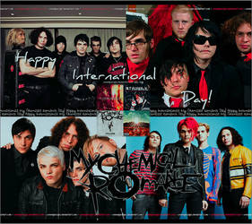 Happy International MCR Day by loveelydesigns