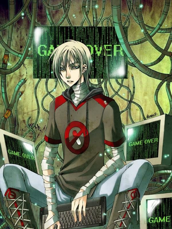 Anime gamer by kilz26 on deviantart - Anime gamer boy ...