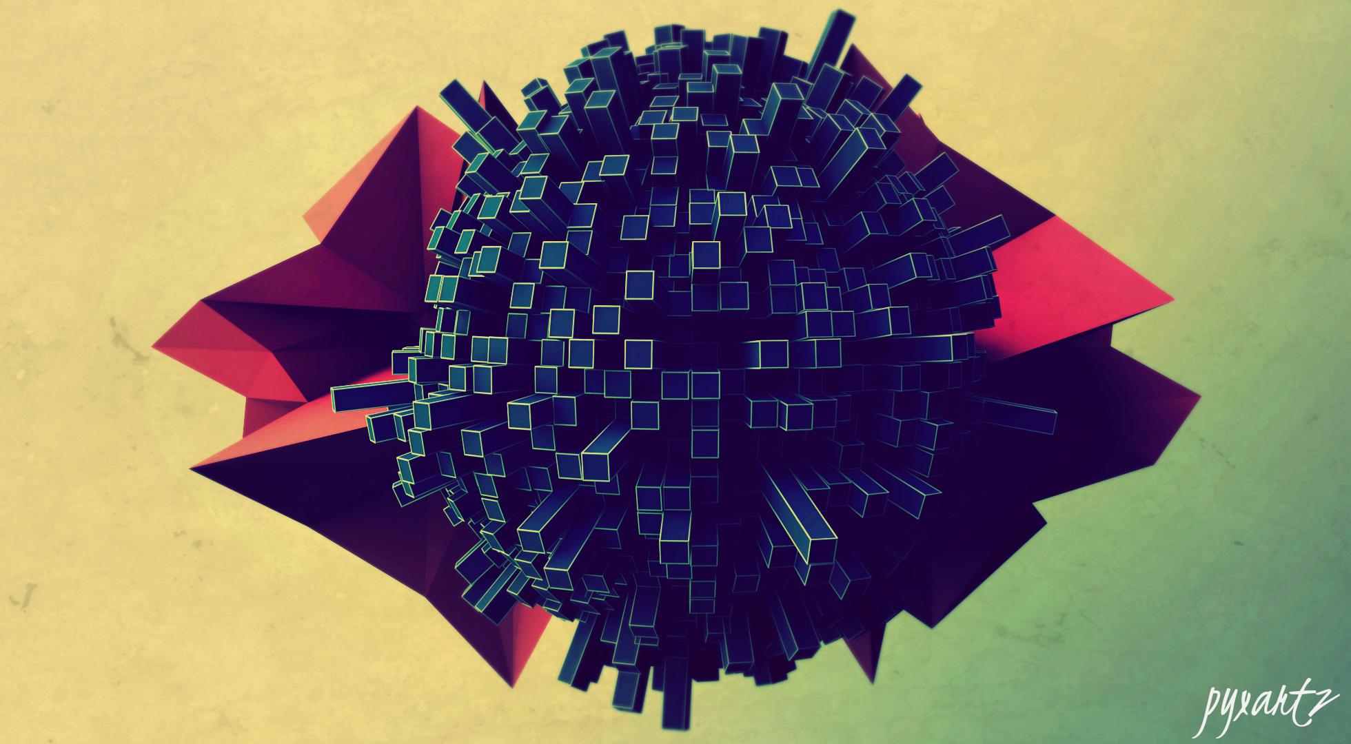 abstract wallpaper #6pyxartz on deviantart