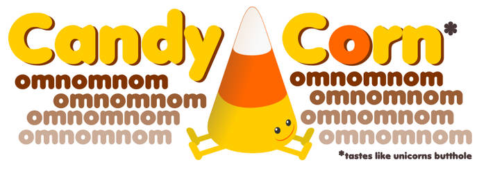 Candy Corn by wildgica
