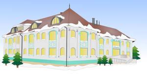 Halis Istvan Public Library by wildgica
