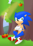 Sonic and the Apple Tree