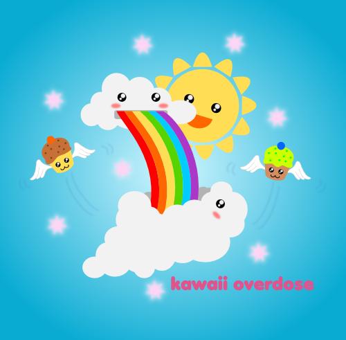 Kawaii Overdose by wildgica