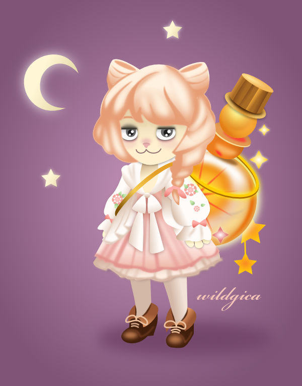 My Favourite Avi on Gaia Online