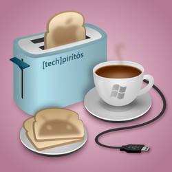Techpiritos by wildgica