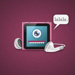iPod Nano 6G by wildgica