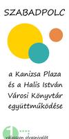 Szabadpolc Poster - for Kanizsa Plaza