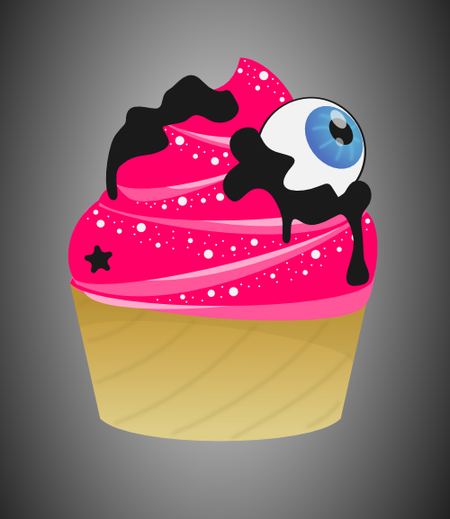 I See a Cupcake